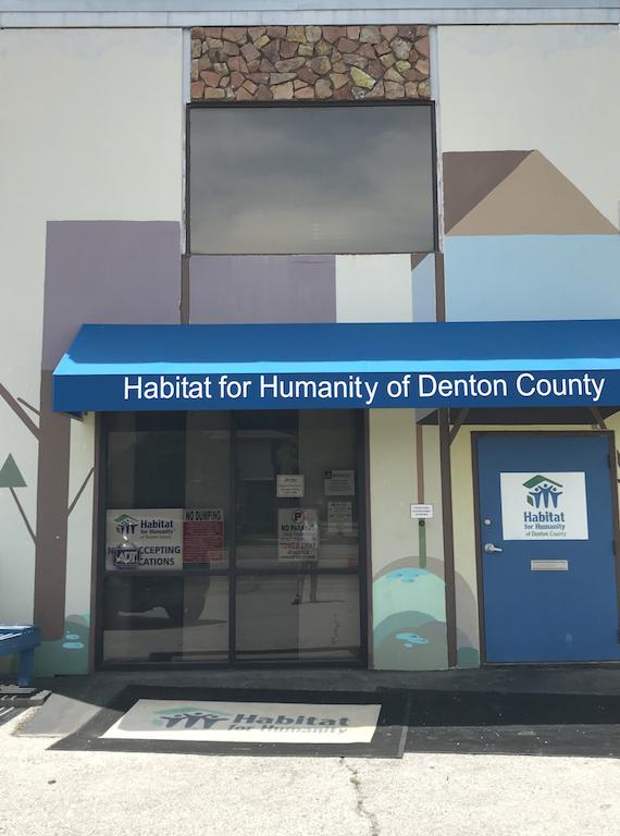 Habitat front
