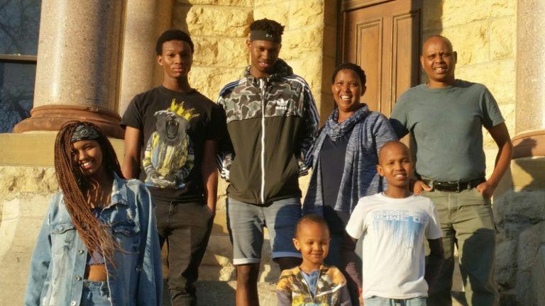 Denton Habitat Family